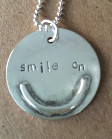 smile on