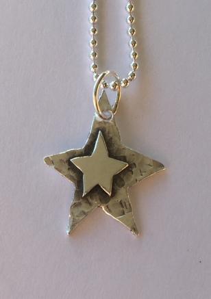 hammered star